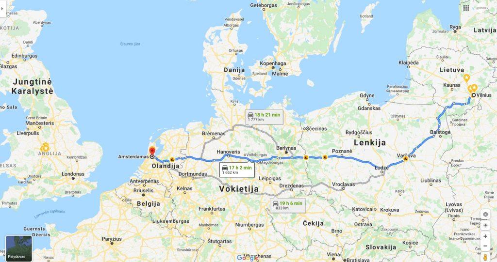 Lietuva - Nyderlandai