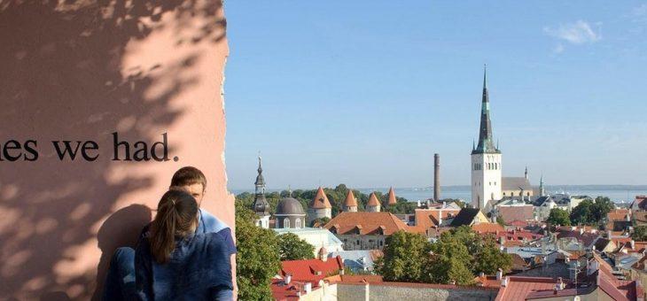 Tarptautinis perkraustymas. Lietuva – Estija