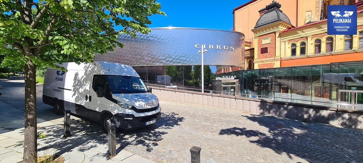 Vilnius Stokholmas